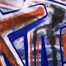 Graffiti by Jonathan Eggers