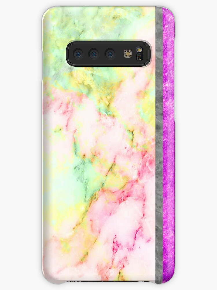 Aesthetic Marble Wallpaper Case Skin For Samsung Galaxy By Warddt Redbubble