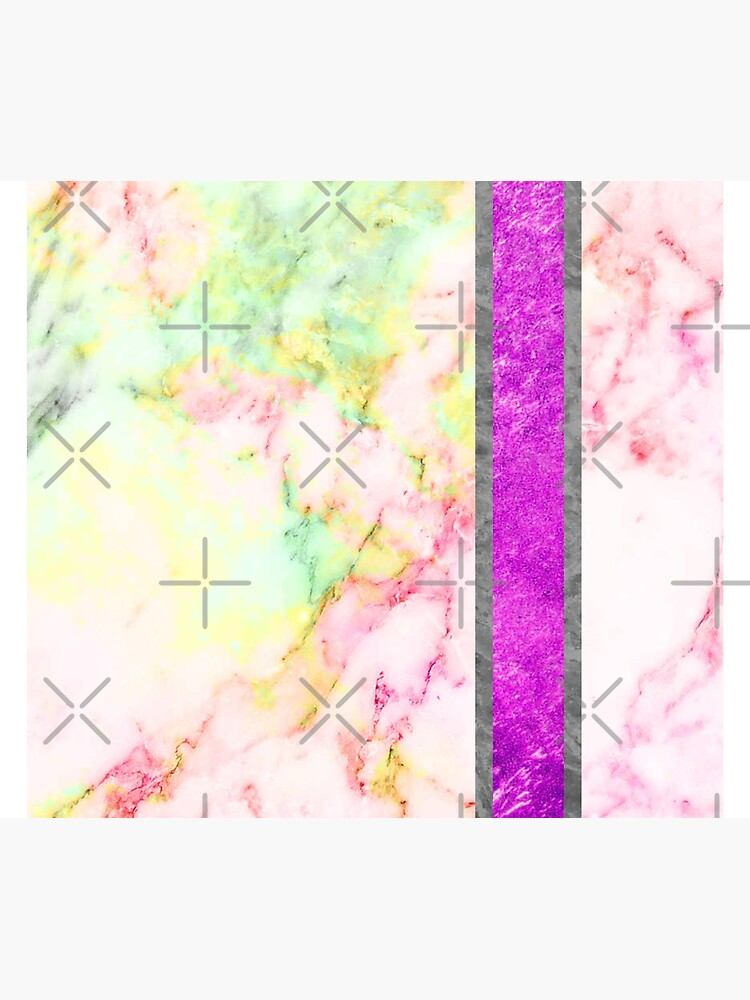 Aesthetic Marble Wallpaper Duvet Cover By Warddt Redbubble