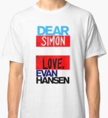 Huge Love Simon Classic T-Shirt