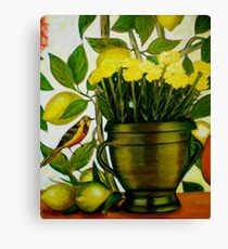Mothers Day 1 - Oil Painting Canvas Print