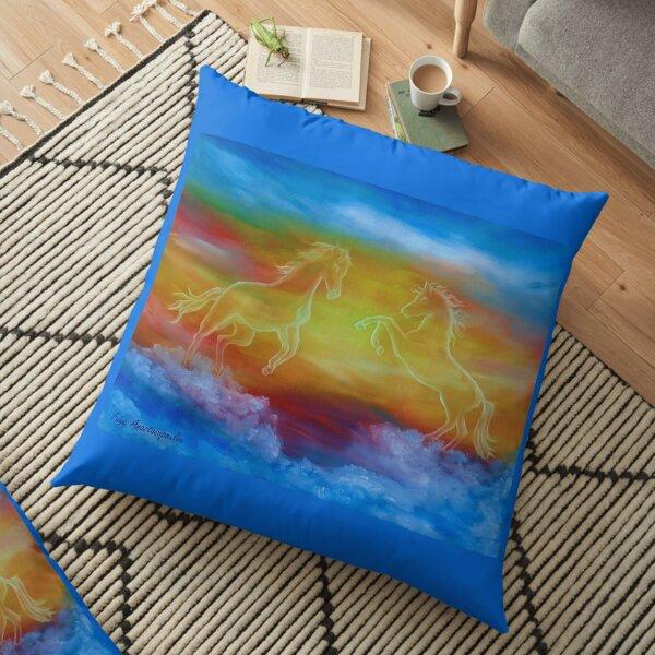 Celestial Dream Floor Pillow