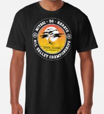 Karate Kid - Herr Miyagi Do Black Variant Longshirt
