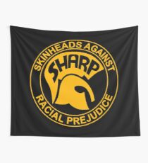 Skinheads Against Racial Prejudice Wall Tapestry