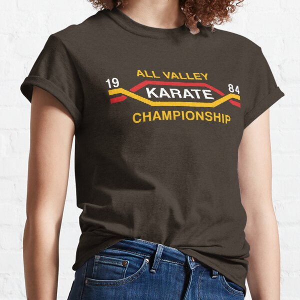 The Karate Kid - All Valley Championship Variant 2 Classic T-Shirt