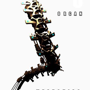 Organ Mechanica 3 by atomgrinder