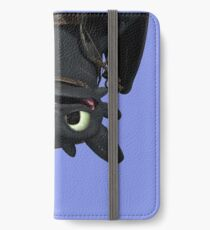 Upside Down Toothless iPhone Wallet/Case/Skin