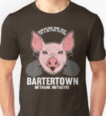 Bartertown Methane Initiative T-Shirt