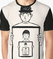 Repetition Graphic T-Shirt