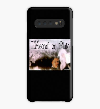 H.P. Lovecraft on Pluto Case/Skin for Samsung Galaxy