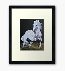 """""""Mañoso II""""   Framed Print"""