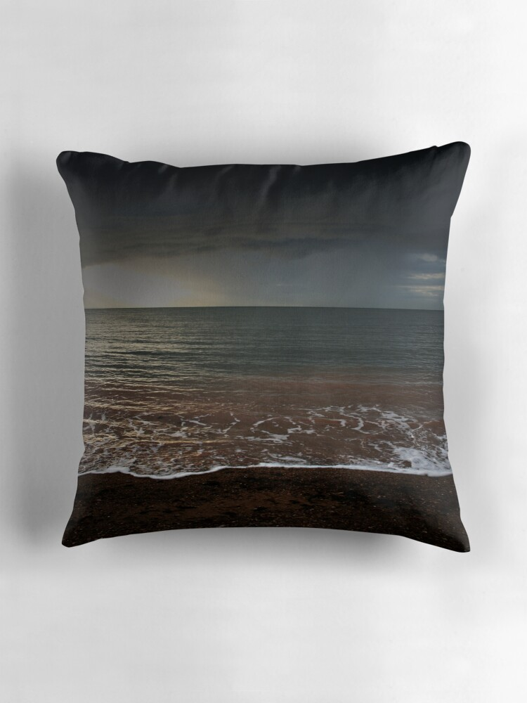 Quot Stormy Tuesday Morning Quot Throw Pillows By Keiran Lusk