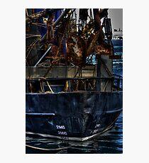 Dockside.... Photographic Print