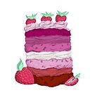 Lesbian Short Cake by BriPi