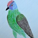 Bird of Imagination by lisavonbiela