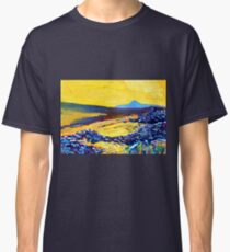 Deserted Village, Achill, County Mayo, Ireland Classic T-Shirt