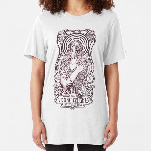 Violent Delights Slim Fit T-Shirt