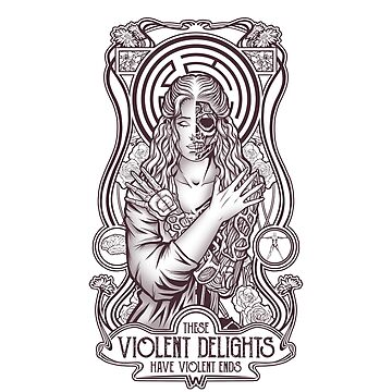 Violent Delights by Fearcheck