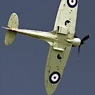 Supermarine Spitfire Eliptical Wing by Chris Ayre