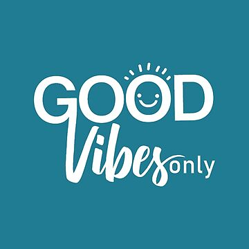 Good Vibes Only Summer T-Shirt by BootsBoots