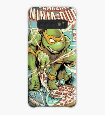 The Amazing Ninja Dude Case/Skin for Samsung Galaxy