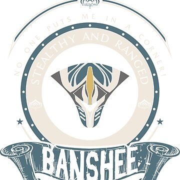BANSHEE - LIMITED EDITION by exionstudios
