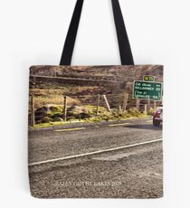 RALLY OF THE LAKES 2009  Tote Bag