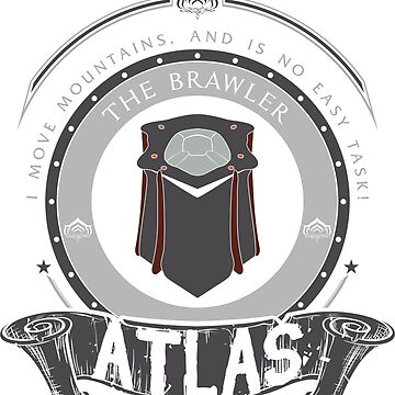 ATLAS - LIMITED EDITION by exionstudios