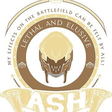 ASH - LIMITED EDITION by exionstudios