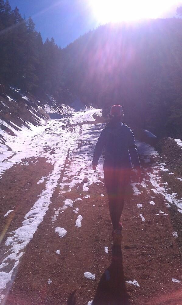 A Colorado Hike by Joe Dominguez