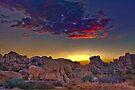 Deep Sunset by photosbyflood