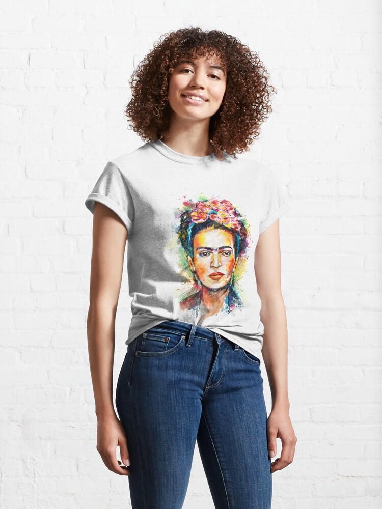Alternate view of Frida Kahlo Classic T-Shirt