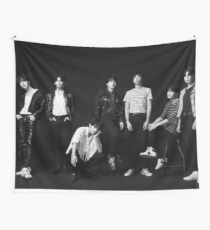 BTS LOVE YOURSELF 轉 TEAR // O VER Wall Tapestry