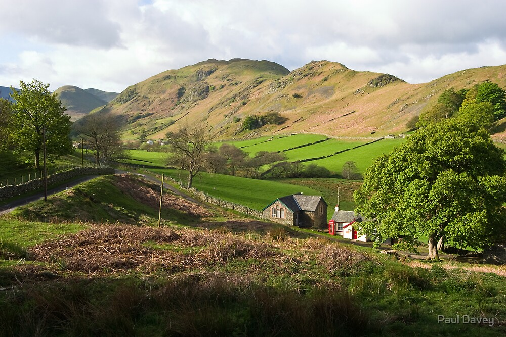 Cumbrian Morning, Martindale by Paul Davey