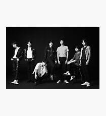 BTS FAKE LIEBE Fotodruck