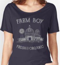 Farmer Women's Relaxed Fit T-Shirt