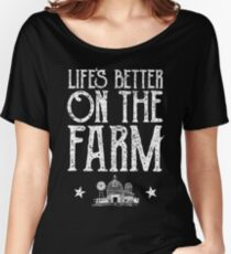 Farmer Women's Relaxed Fit T-Shirt