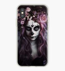Dia de Muertos iPhone Case
