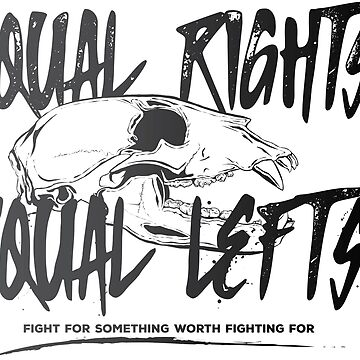 Equal Rights, Equal Lefts by nordheimr
