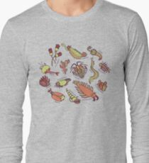 Cambrian Critters Long Sleeve T-Shirt