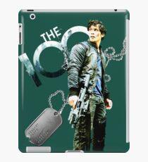 The 100 Bellamy/Forest/Dog Tag iPad Case/Skin