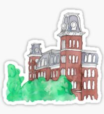 old main uark Sticker