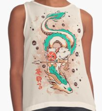 The Princess and the Dragon Sleeveless Top