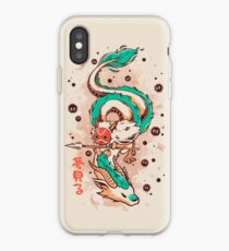 The Princess and the Dragon iPhone Case