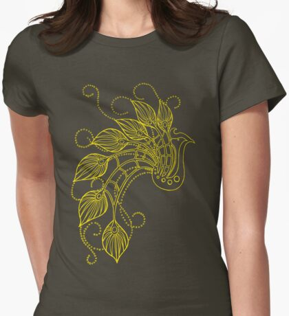 Jazzy Peacock 03 T-Shirt