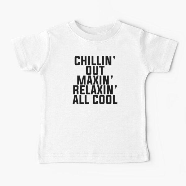 Fresh Prince of Bel-Air lyrics Baby T-Shirt