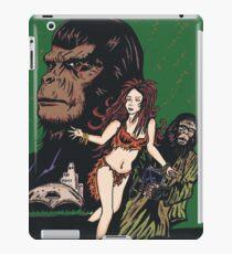 Apes Zone iPad Case/Skin