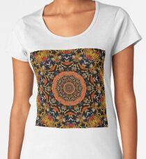 Pattern Art 37 Women's Premium T-Shirt