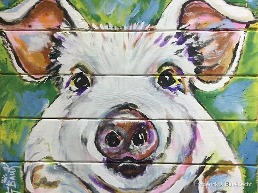 """""""PIGGY"""" by Frederick J. Bauknecht"""