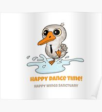 Happy Wings Sanctuary: Dooby Poster